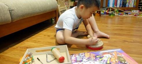 四件樂器,陪孩子玩音樂遊戲|引導孩子「控制力道」與「穩定專注力」