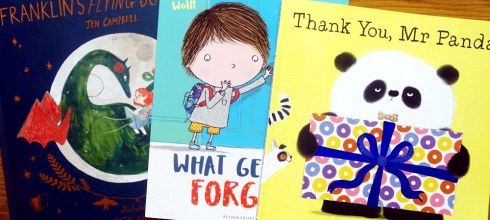 [親子共讀書單] 孩子會想聽下去的故事|What George Forgot |喬治忘記什麼啦!
