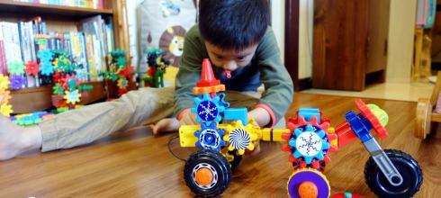 [揪團] STEM|同大爺愛翻的積木遙控車|美國Learning Resources轉轉齒輪建構系列