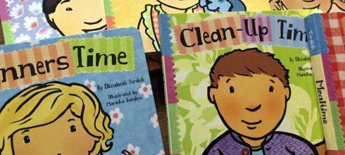 媽媽必備寶典-美國幼兒園選書(下篇) |Toddler Tools學步兒生活常規硬頁書