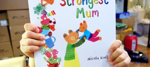 老公和小孩都要聽的故事|The Strongest Mum 媽媽是超人|心有戚戚焉