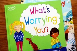 幼兒情緒很重要|What's Worrying You? 很實用的情緒心理社交工具書