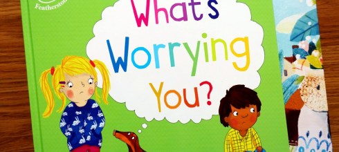 幼兒情緒很重要 What's Worrying You? 很實用的情緒心理社交工具書