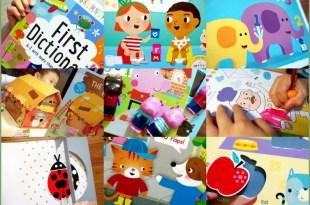 [揪團]5月書團:3D模型書屋,幼兒字典,神奇鏡面書,繪本,貼紙書,硬頁書,學齡前數學邏輯擦寫書