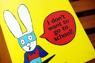 小人哭喊不去學校怎麼辦?快來說 I Don't Want to Go to School
