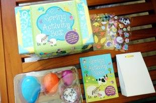 動動小手時間到|Spring Activity Box春天禮物彩蛋盒