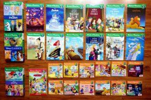 [親子共讀] 適合小小孩的英語橋樑書們|第二回:迪士尼電影/公主/Disney Junior