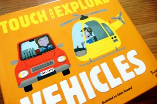 [硬頁書] 適合2y以上共讀:交通工具百科翻翻觸摸書|Touch and Explore: Vehicles