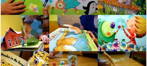 [導讀]10月書單:英國小孩分級讀本Maverick Early Reader,童書,Orchard Toys桌遊拼圖