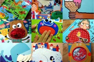 [揪團]11月書團:怪怪觸覺書,感統動腦書,耶誕書單,角色扮演拼圖書盒, 繪本及童書
