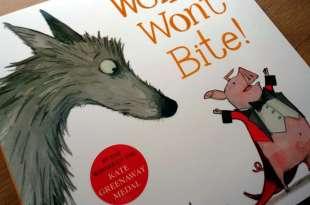 三隻小豬番外篇 Wolf Won't Bite 得意忘形和欺負別人的故事
