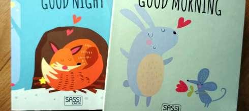 親子共讀小秘訣:定時定量很重要 Sassi Junior早安晚安形狀積木書盒