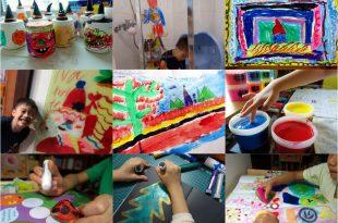 同大爺的畫畫日記(1):超級超級愛畫畫的孩子