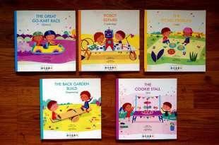 [英國KS1科學書單] 好棒的5本STEAM故事書 引導孩子問題解決,制訂計劃,動腦行銷