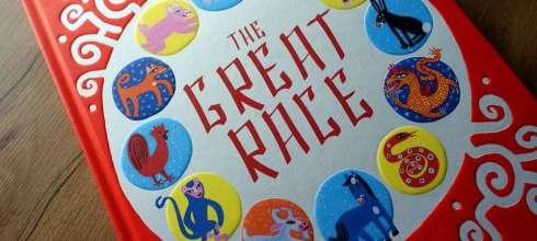 十二生肖的故事|The Great Race: The Story of the Chinese Zodiac|東西不同好有趣