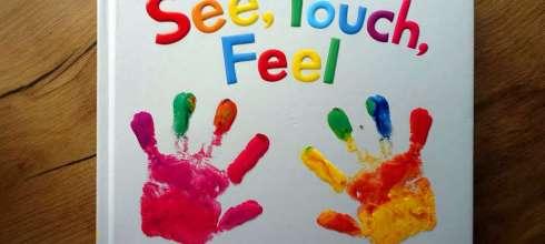 See, Touch, Feel 寶寶的第一本感統觸摸書