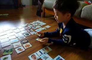 適合2-3歲以上的西班牙akros邏輯遊戲卡|引導專注力,推理力,數學力|我的第1個時間計劃日曆
