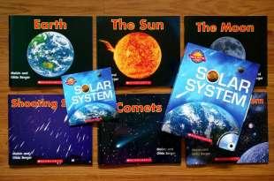 美國教師們大力盛讚|發現太空有聲CD書|Solar System|超真實有趣,又容易明白