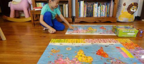 英國Orchard Toys●適合1-5歲以上的厚紙拼圖大集合●(含陪拼心得分享)