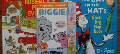 親子共讀-不敗精典篇●Elephant & Piggie●還有Richard Scarry及蘇斯博士書單