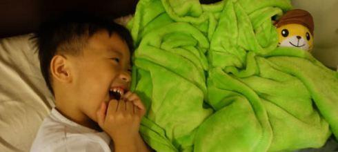 同大爺的刷牙之路~記得要替孩子用牙線《更新》