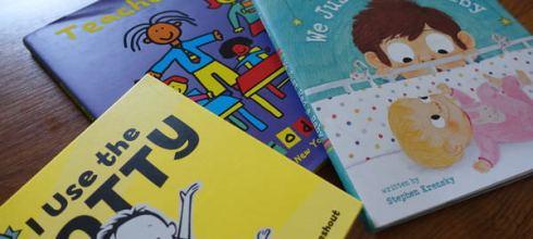[親子共讀]各階段成長適合共讀●孩子的第一次●主題繪本大集合
