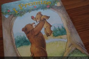 讓孩子說到說到●I Promise●1本和孩子談承諾的親子繪本