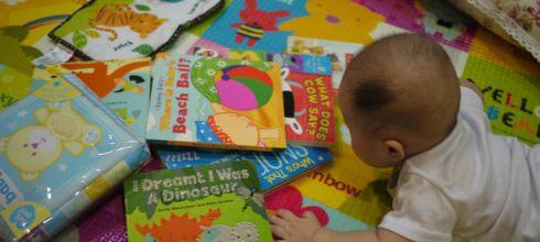 [第一份書單]同大爺的0-1歲書單分享