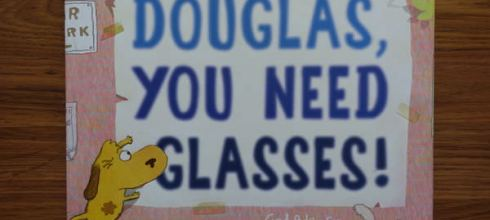 [第一次繪本]當孩子需要戴眼鏡時●Douglas, You Need Glasses!●