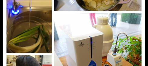 終於裝了好用淨水器●千山淨水RF-750M廚下智慧型磁礦淨水器●使用心得分享