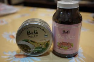 [好物分享]德國農莊B&G花草茶