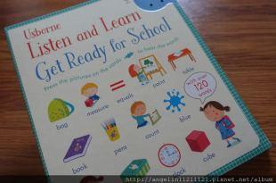 酷!會說話的圖卡點讀書● Listen and Learn Get Ready For School●