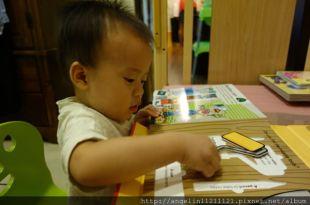 [1y7m]同大爺的拼圖書●小小建築師遊戲操作盒●