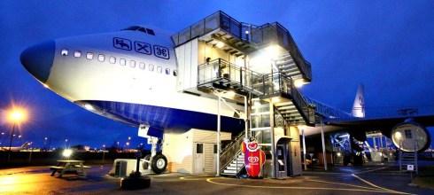 ♫瑞典住宿,天空之城747_JumboStay Hotel,Arlanda機場