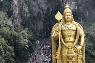 ♫雪蘭莪的震撼祕境,Batu Caves黒風洞