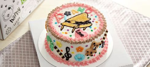 Only One Cake糕創意DIY蛋糕裝飾(體驗)