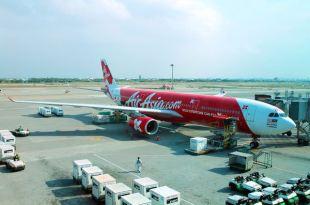 ♫馬來西亞吉隆坡自由行,廉價航空Air Asia全亞洲航空
