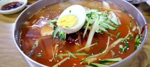 ♫雲海台集錦秒拍,加映果然必吃_韓國水冷麵