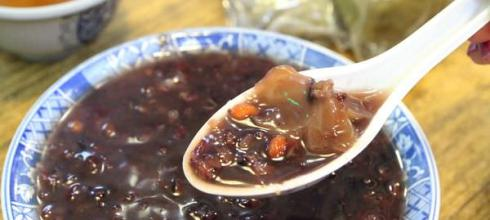 冬天必吃,萬華古早味美食,三六圓仔店