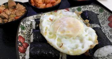 忠武飯捲 || 台中一中街學生私藏的C/P值破表韓式小吃,飯捲鍋類各項餐點幾乎百元有找,老闆簡直佛心來著的!