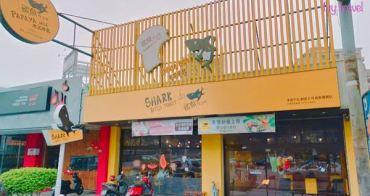 【台中南屯區】補充元氣和飽嘟嘟的早午餐店➤鯊魚咬土司