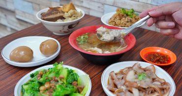 王爺魚翅肉羹 |台中水湳私藏平價小吃,魚翅肉羹、滷肉飯當早午餐嗑,一碗只要40元!