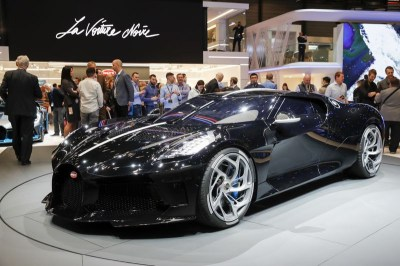 At $12.5m this Bugatti is the most expensive new car ever ...