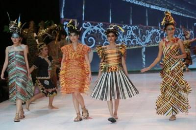 Musa Widyatmodjo presents eco faux designs at Indonesia ...
