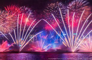 【圓滿成功】室內講座-從香港跨年煙火到亞洲煙火拍攝攻略與技法 2018/12/23(日) 19:00-21:00