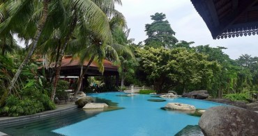 [新馬遊誌]Johor, M'sia:Swimming Pools & Water Fun, Pulai Springs Resort
