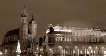 [波波遊記] 克拉科夫老城區-皇家之路中段 中央市集廣場 紡織會堂 聖瑪麗教堂 Kraków Main Square and Royal Road