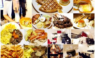[cafe] RB Cafe ♥ 手沖咖啡融合有溫度的料理 新開幕高CP值咖啡廳! 從早餐開始全時段供餐 焦糖布丁鬆餅  (松山區/捷運南京三民站) ♥ JoyceWu。食記