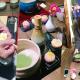 三日月茶空間 ♥DIY手做上生和菓子 日本京都風情貴婦下午茶 送禮推薦(士林/天母)♥ 小Connie愛夢遊