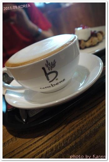 [Seoul] 新村Caffee Bean